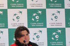 "Tenis/Davis.- Ferrer: ""He estado casi perfecto"""
