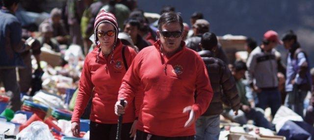 Los Médicos Morandeira Y Nerín En El Himalaya