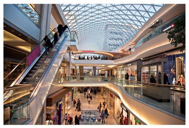 Bratislaba Shoppping Center