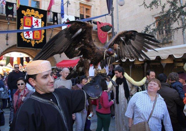 Mercado Medieval En Caravaca