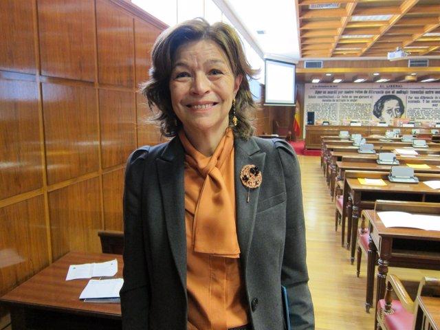 La Presidenta Del CSN, Carmen Martínez Ten