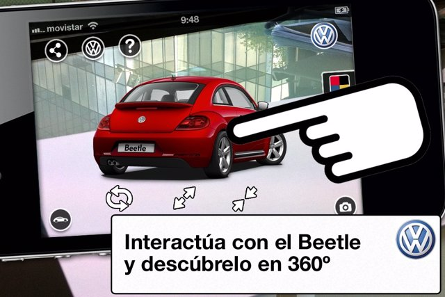 Aplicación 'Ibeetle'