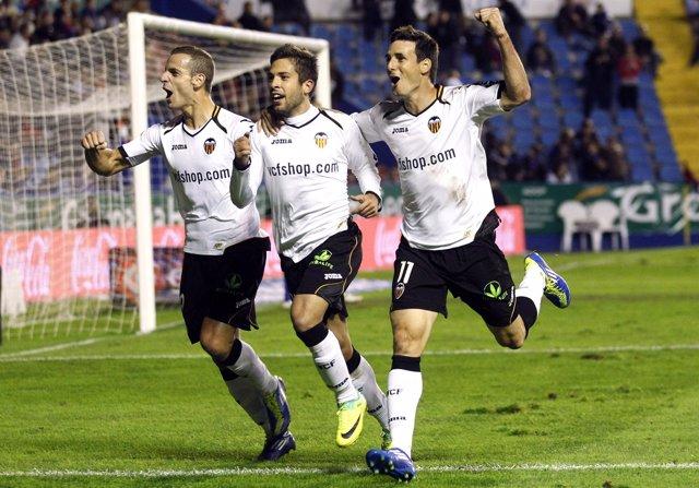 Jugadores Del Valencia
