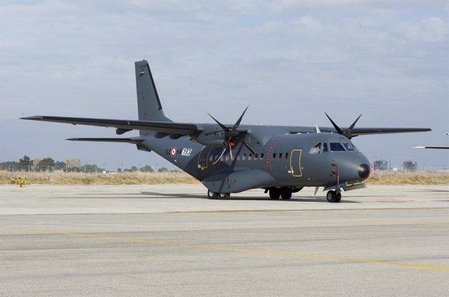 Imagen De Cn235s De Airbus Military