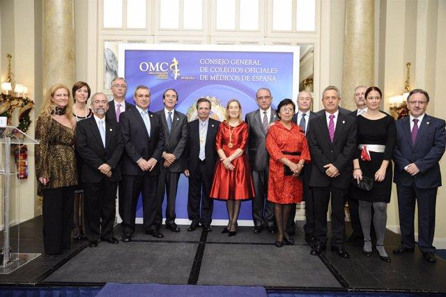 OMC, Premios ONT Y Pastor