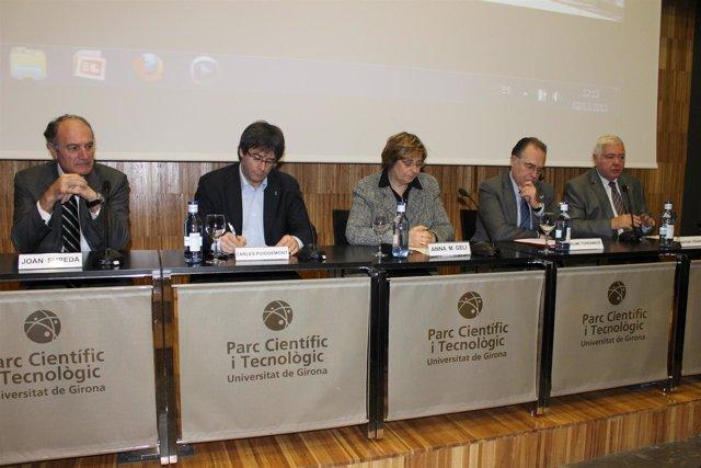 Acte Inauguració Ascamm Girona