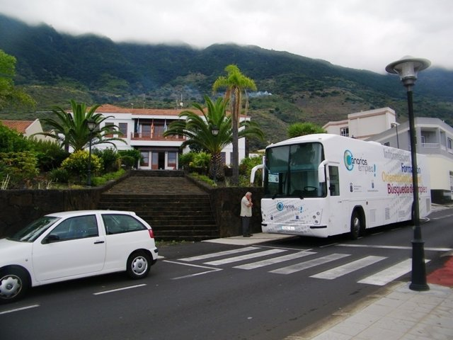 Oficina Móvil Del Gobierno De Canarias