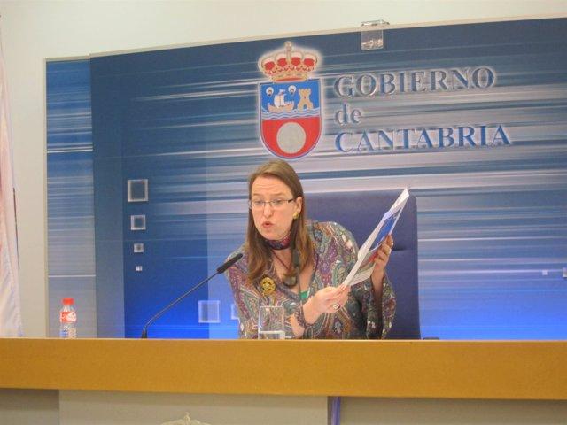 Leticia Díaz, Consejera De Presidencia