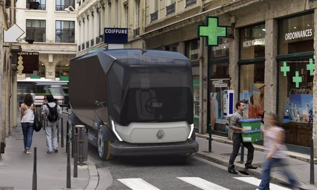 Renault Trucks Connect