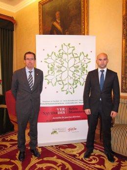 Fernando Couto Y Jesús Martínez Salvador