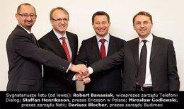 Acuerdo De Budimex (Ferrovial) Para Construir Banda Ancha En Polonia