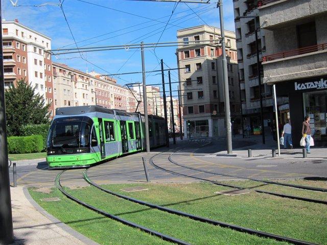 Unidad De Tranvía.
