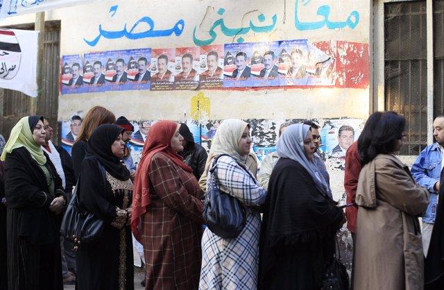Elecciones En Egipto