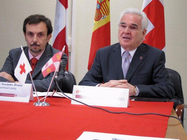 Antonio J. Fernández Y José Varela Rodríguez, Firmantes Del Acuerdo