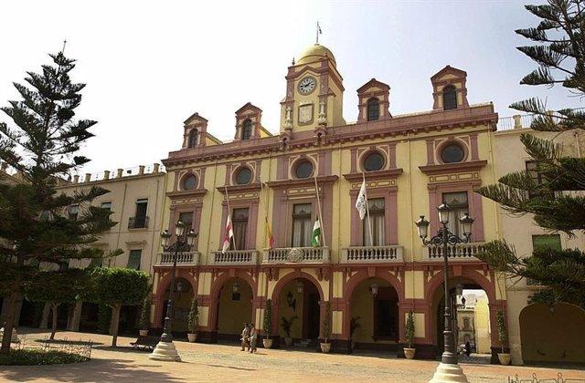 Plaza Del Ayuntamiento De Almería