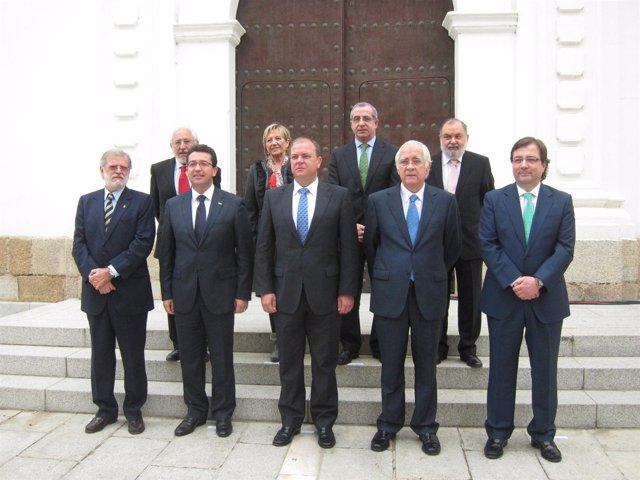 Acto Constitución, Foto De Familia