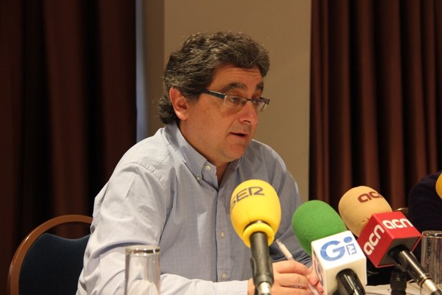 Enric Millo, Portavoz Del PP En El Parlament