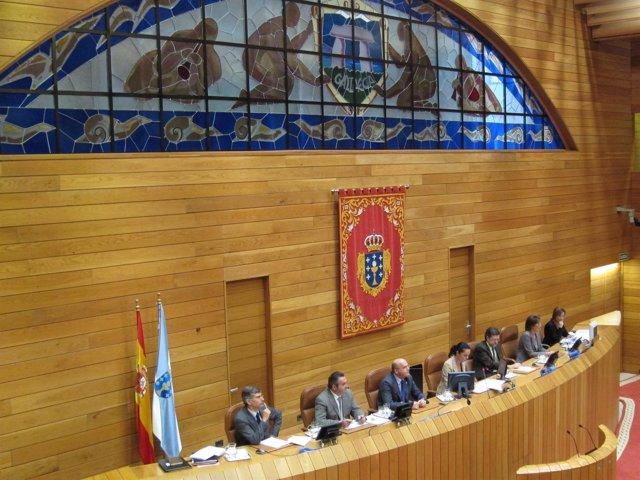 Nueva Mesa Del Parlamento Noviembre 2011