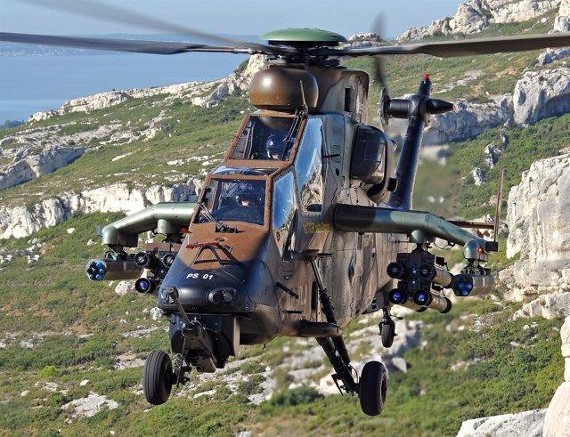 Imagen De Helicoptero De Ataque Tiger De Eurocopter