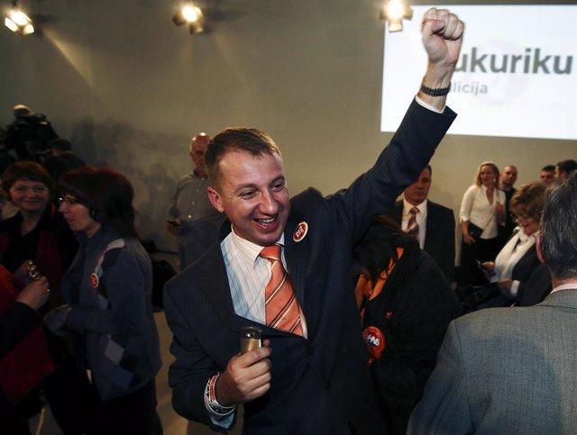 Elecciones En Croacia