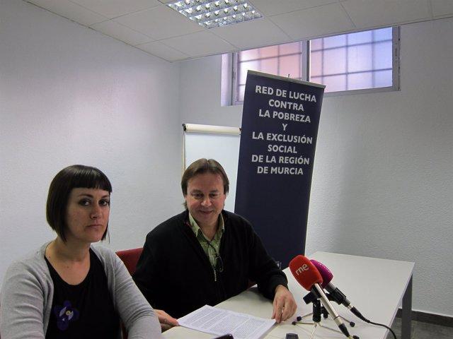 Salmerón, Durante La Rueda De Prensa