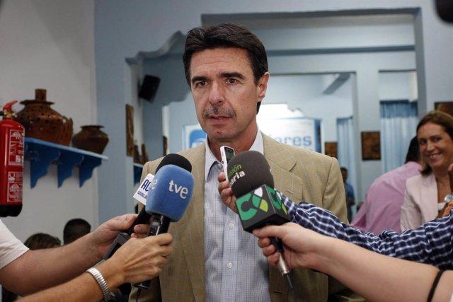 Presidente del PP de Canarias, José Manuel Soria