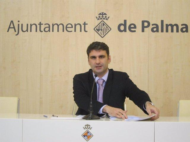 Julio Martínez, Teniente De Alcalde Economía