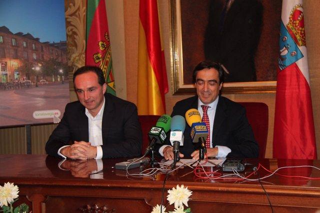 El Alcalde De Torrelavega, Ildefonso Calderón, Sobre Instalaciones Municipales