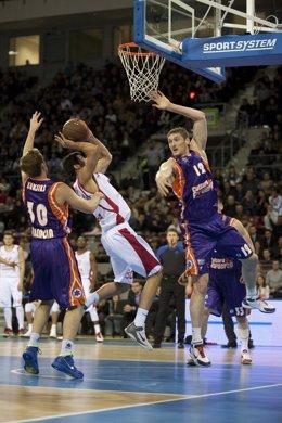 El Valencia Basket Vence Al Lukoil