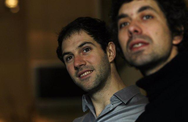 Miguel Oyarzun Y Juan Ayala