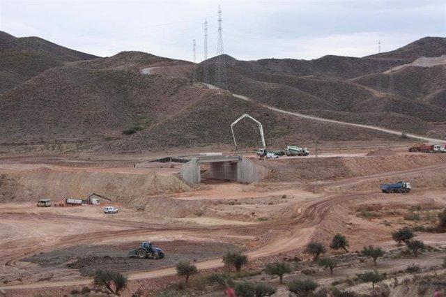 Obras En La Autovía Del Almanzora