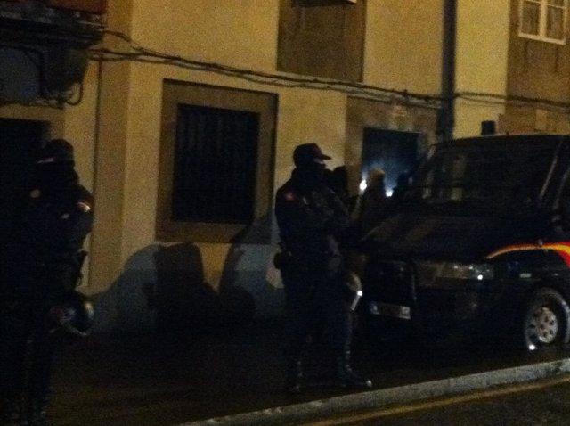 Registro Policial En Santiago