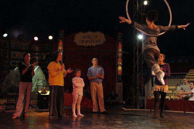 El Gran Fele Abre Las Puertas De La Feria De Las Maravillas Durante El Puente