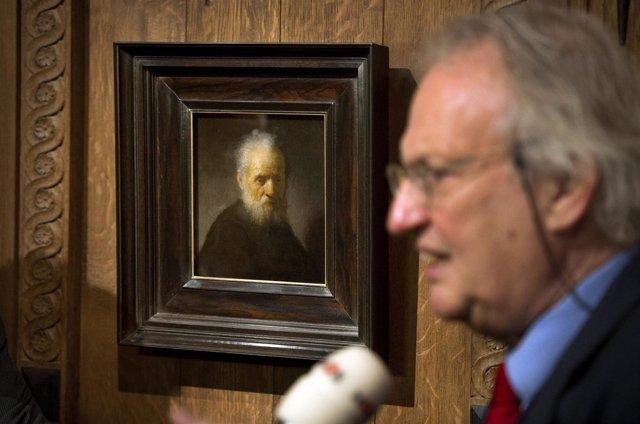 """'Hombre Viejo Con Barba', La """"Nueva"""" Obra De Rembrandt"""