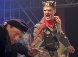 'Henry V', De  Shakespeare, De La Cía Propeller