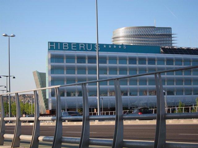 Hotel Hiberus De Zaragoza