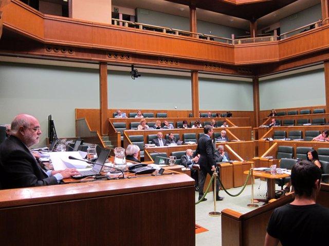 Parlamento Vasco.