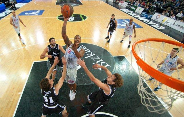 Gescrap Bizkaia - Asefa Estudiantes (Baloncesto)