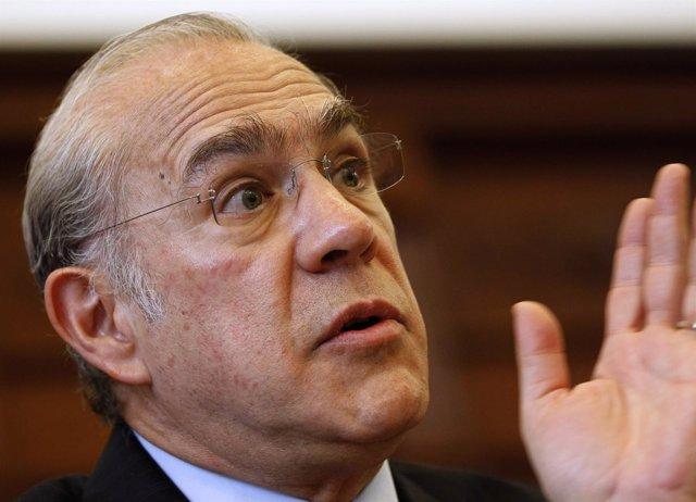 Ángel Gurría, De La OCDE
