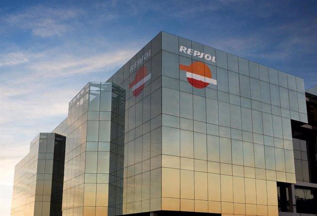 Sede de Repsol YPF