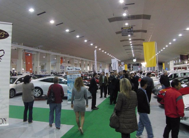 El Salón De Automoción E Industrias Afines