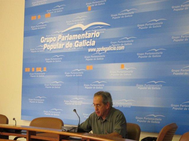 El Popular Pedro Arias En Rueda De Prensa