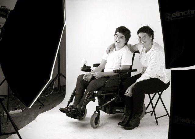 La Asociación Síndrome Up Programa Actividades Con Personas Con Discapacidad.