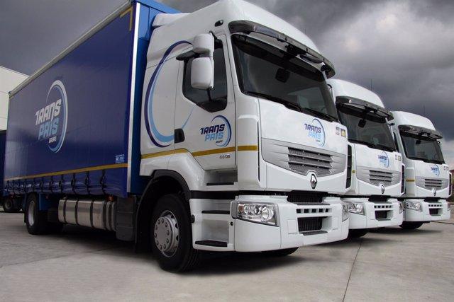 Renault Trucks Premium De Transpais (Camiones)
