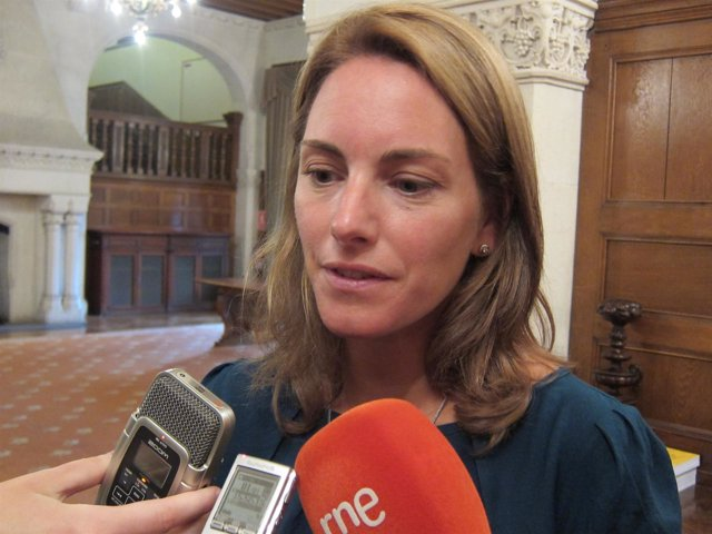 Arantza Quiroga.