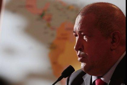 """Chávez pide a Rajoy que """"rectifique"""" y que no se inmiscuya en los asuntos internos de Venezuela"""