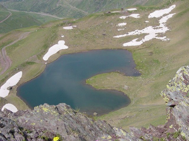 Lago En Astún