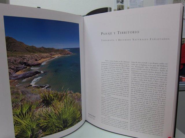 Interior Del Libro 'Carthago Nova. Puerto Mediterráneo De Hispania'