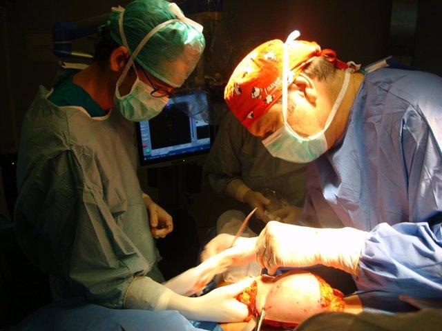 Operación de Cirugía de Mama