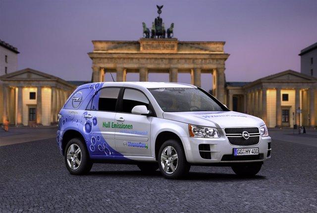 Opel Hydrogen4